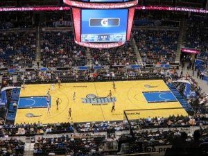 jogo de basquete orlando magic em Orlando