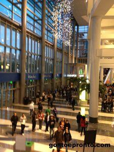 Entrada do Amnway Center