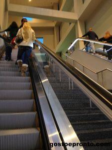 Anmway Center escadas rolante