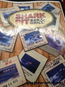Restaurante Pit Shark - Cocoa Beach