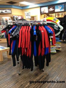 Roupas de mergulho - Ron Jon Surf Shop
