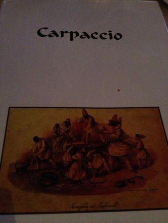 Carpaccio Bal Harbour
